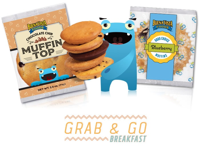 K12 Muffins and Muffin Tops Inventory